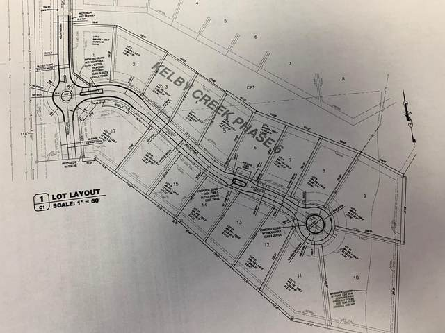 Lot 15 Kelby Creek Phase 6, Nixa, MO 65714 (MLS #60182076) :: The Real Estate Riders