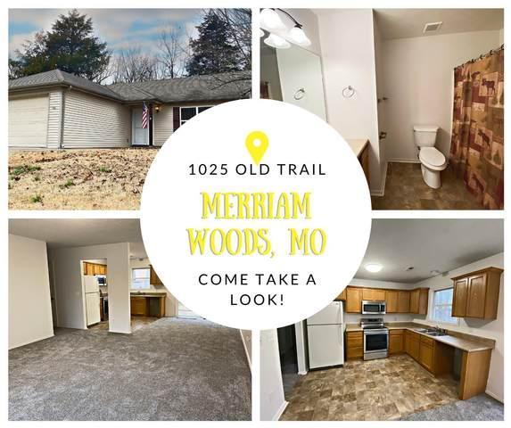 1025 Old Trail Road, Merriam Woods, MO 65740 (MLS #60182160) :: Team Real Estate - Springfield