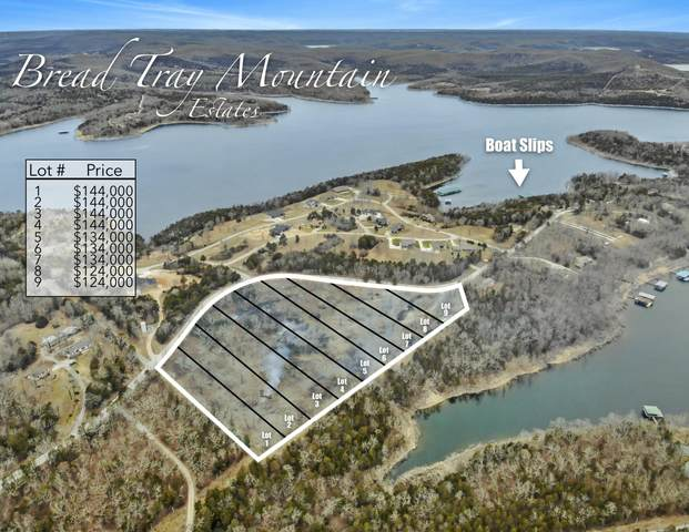 Lot 3 Bread Tray Mountain Estates, Lampe, MO 65681 (MLS #60183109) :: Lakeland Realty, Inc.