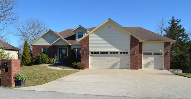108 Cabana Court, Branson West, MO 65737 (MLS #60183458) :: Team Real Estate - Springfield