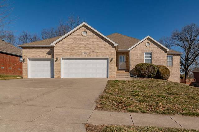 839 E Country Ridge Street, Nixa, MO 65714 (MLS #60183885) :: Team Real Estate - Springfield