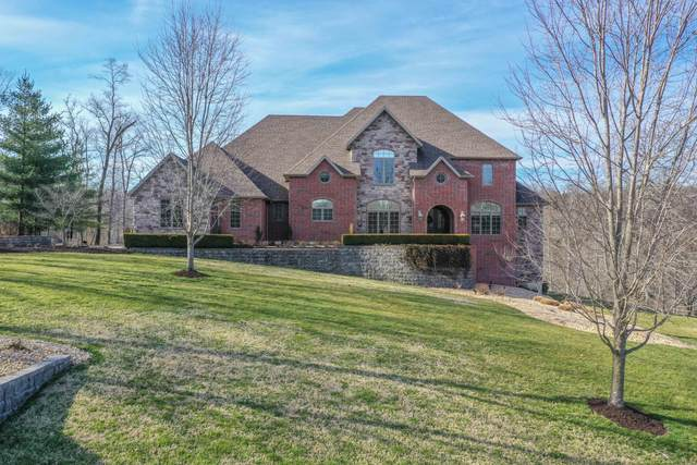 451 Tranquil Lane, Branson, MO 65616 (MLS #60184720) :: The Real Estate Riders