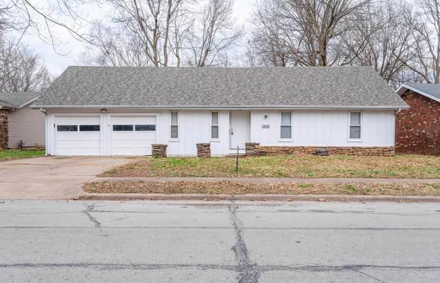 1609 W West Broadmoor Street, Springfield, MO 65807 (MLS #60184930) :: Team Real Estate - Springfield