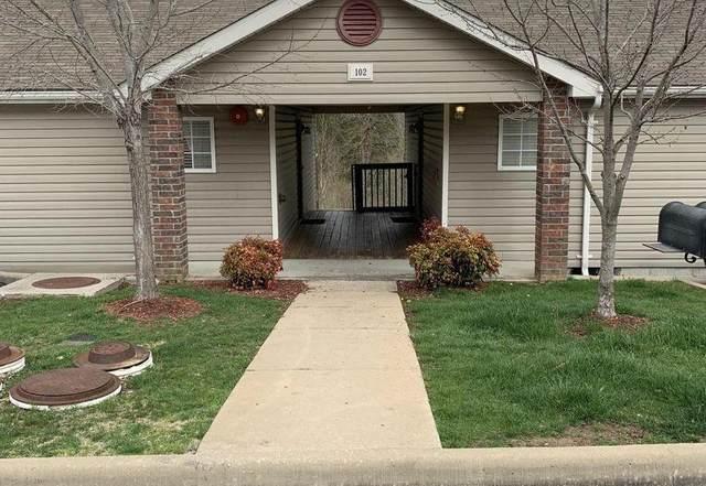 105 Garden Circle 1-4, Branson, MO 65616 (MLS #60186409) :: Clay & Clay Real Estate Team