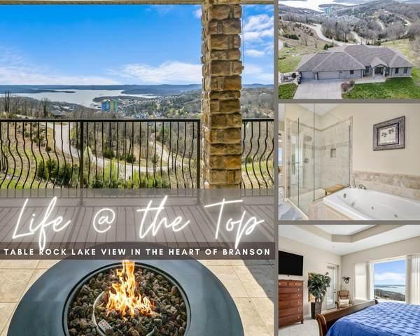 102 Stoneridge Estates, Branson, MO 65616 (MLS #60186715) :: Evan's Group LLC