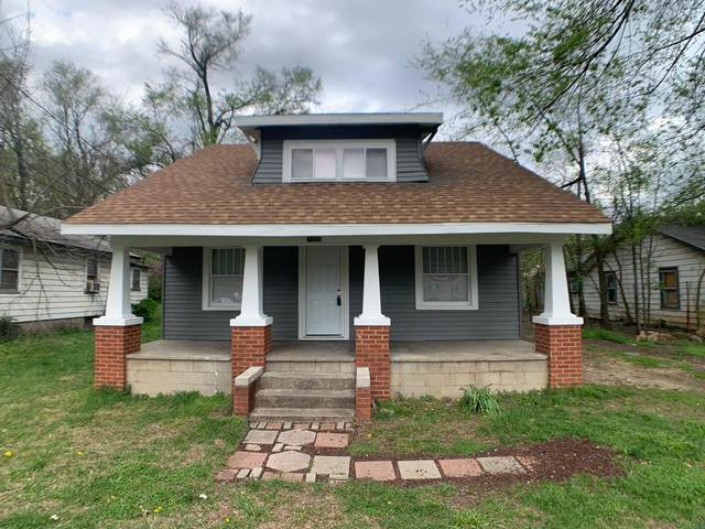 1505 W Hovey Street, Springfield, MO 65802 (MLS #60187378) :: Team Real Estate - Springfield