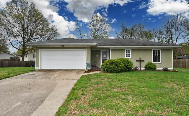 3136 W Countryside Drive, Springfield, MO 65807 (MLS #60187477) :: Winans - Lee Team | Keller Williams Tri-Lakes