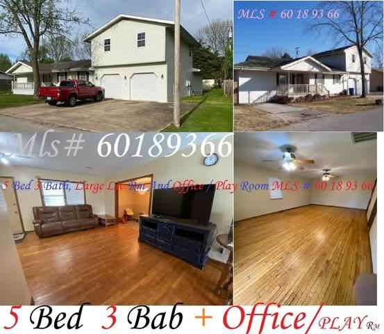 192 Rea Street, Hollister, MO 65672 (MLS #60189366) :: Evan's Group LLC