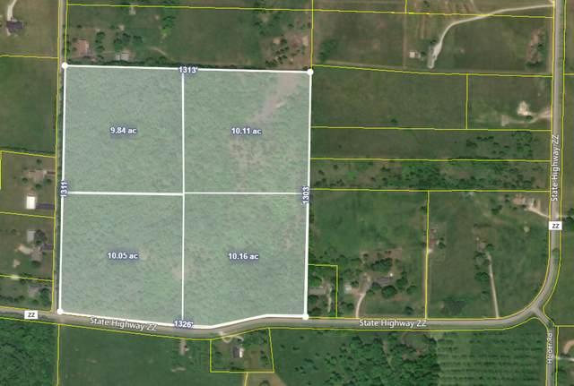 10 Acres Maples (Tract D) Lane, Billings, MO 65610 (MLS #60191409) :: Evan's Group LLC