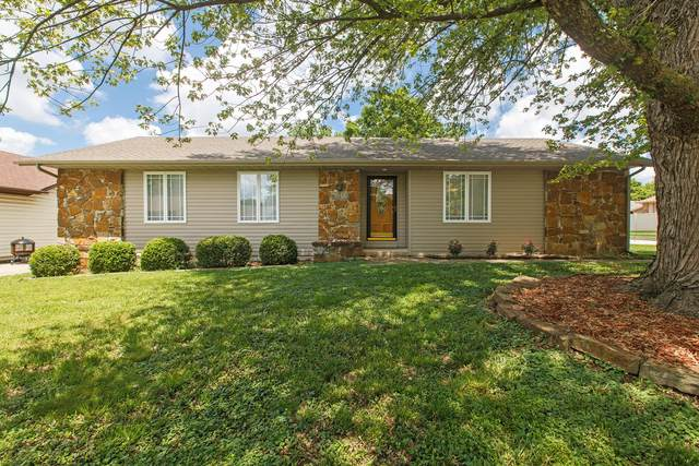 1607 W Lindberg Street, Springfield, MO 65807 (MLS #60191731) :: The Real Estate Riders