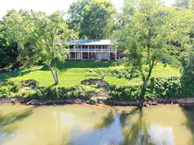 130 Riverview Drive, Norfork, AR 72658 (MLS #60192732) :: The Real Estate Riders