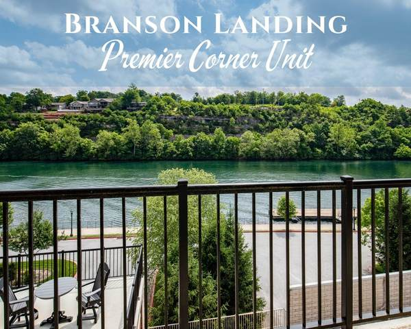 10301 Branson Landing Boulevard #301, Branson, MO 65616 (MLS #60193043) :: Clay & Clay Real Estate Team