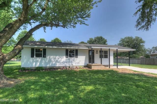 1261 Granby Miners Road, Granby, MO 64844 (MLS #60193244) :: Team Real Estate - Springfield