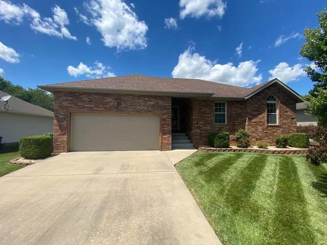 1003 W Bates Drive, Nixa, MO 65714 (MLS #60193679) :: United Country Real Estate