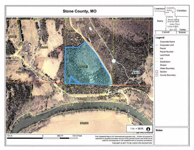 000 River Drive, Crane, MO 65633 (MLS #60193696) :: Sue Carter Real Estate Group