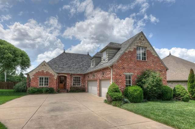 3821 N Sheedy Avenue, Springfield, MO 65803 (MLS #60195119) :: The Real Estate Riders