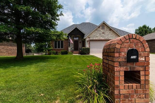 704 N Cascades Drive, Nixa, MO 65714 (MLS #60196422) :: United Country Real Estate