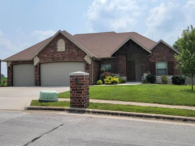 706 W Laverne Drive, Nixa, MO 65714 (MLS #60196471) :: The Real Estate Riders