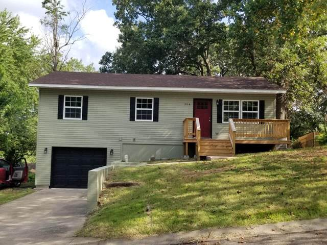 304 Evelyn Place, Neosho, MO 64850 (MLS #60198795) :: Sue Carter Real Estate Group