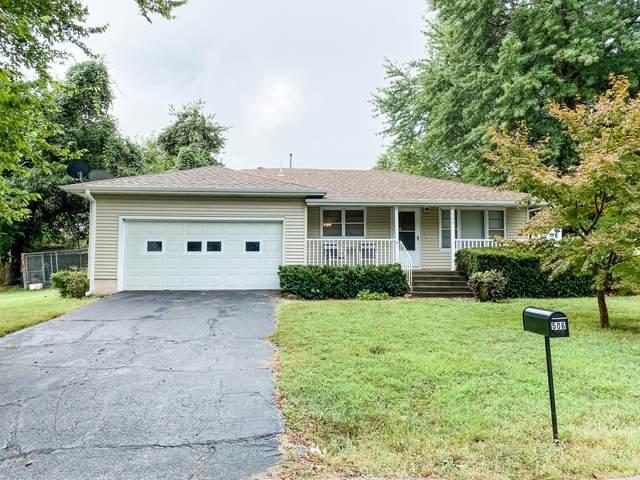 506 E Locust Street, Stockton, MO 65785 (MLS #60198927) :: Sue Carter Real Estate Group
