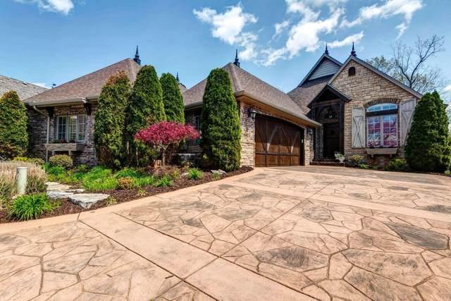 6320 S Creeksedge Drive B, Ozark, MO 65721 (MLS #60199622) :: Sue Carter Real Estate Group
