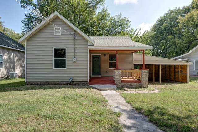 2240 N Concord Avenue, Springfield, MO 65803 (MLS #60199878) :: Tucker Real Estate Group | EXP Realty
