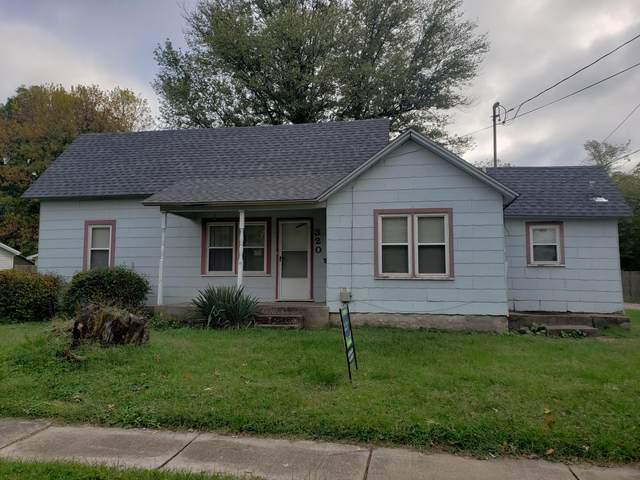320 N Warren Avenue, Springfield, MO 65802 (MLS #60200040) :: Clay & Clay Real Estate Team