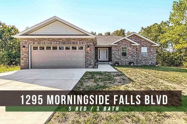 1295 Morningside Falls Boulevard, Blue Eye, MO 65611 (MLS #60200963) :: Sue Carter Real Estate Group