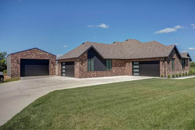 5085 S Briarwood Crossing Court, Battlefield, MO 65619 (MLS #60201666) :: Sue Carter Real Estate Group