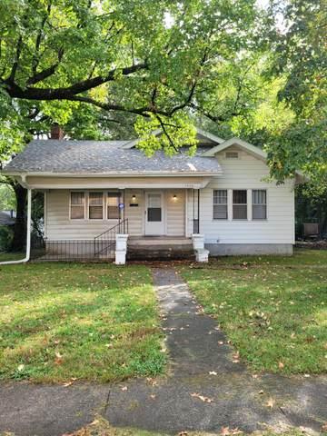 1468 N Broadway Avenue, Springfield, MO 65802 (MLS #60202615) :: Lakeland Realty, Inc.