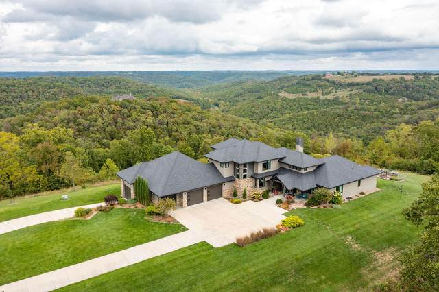 1290 Newbury Road, Reeds Spring, MO 65737 (MLS #60202722) :: Sue Carter Real Estate Group