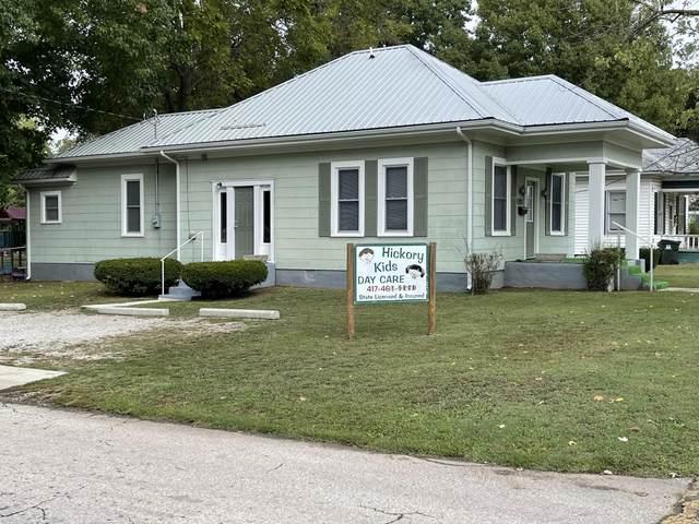 821 S Hickory Street, Mt Vernon, MO 65712 (MLS #60202760) :: Team Real Estate - Springfield