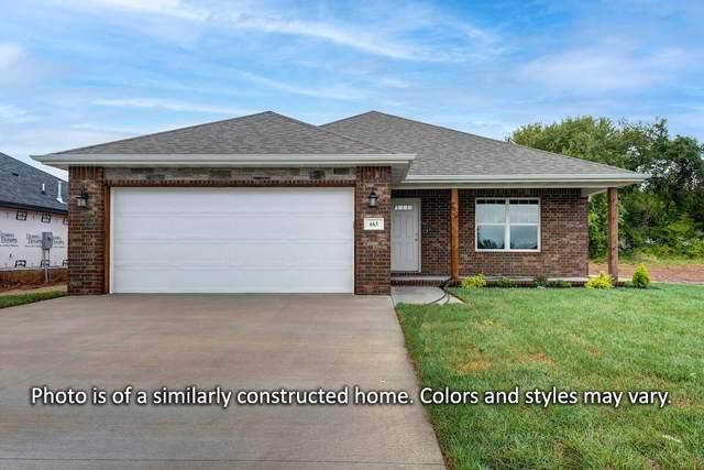 811 S Ridgemont Drive Lot 32, Nixa, MO 65714 (MLS #60202919) :: Sue Carter Real Estate Group