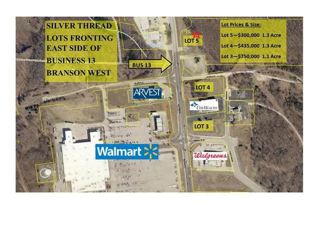 18540 Business 13, Branson West, MO 65737 (MLS #30325909) :: Evan's Group LLC
