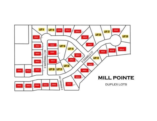 809-811 E Daniels Street Lot 27, Ozark, MO 65721 (MLS #60039273) :: Sue Carter Real Estate Group