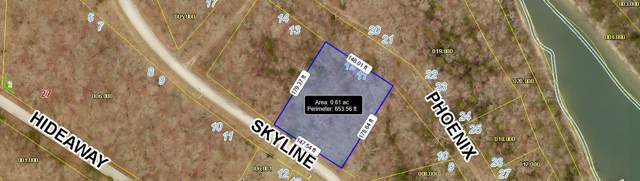 Lots 11-12 Skyline Drive, Galena, MO 65656 (MLS #60096588) :: Team Real Estate - Springfield