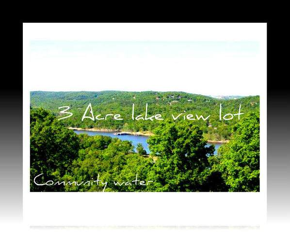 Lot 2 Little Mountain Estates, Reeds Spring, MO 65737 (MLS #60113064) :: The Real Estate Riders