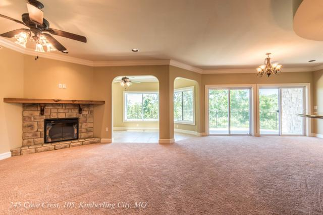 245 Cove Crest #105, Kimberling City, MO 65686 (MLS #60122780) :: Team Real Estate - Springfield