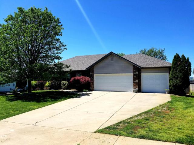 709 Berry Lane, Willard, MO 65781 (MLS #60130265) :: Team Real Estate - Springfield