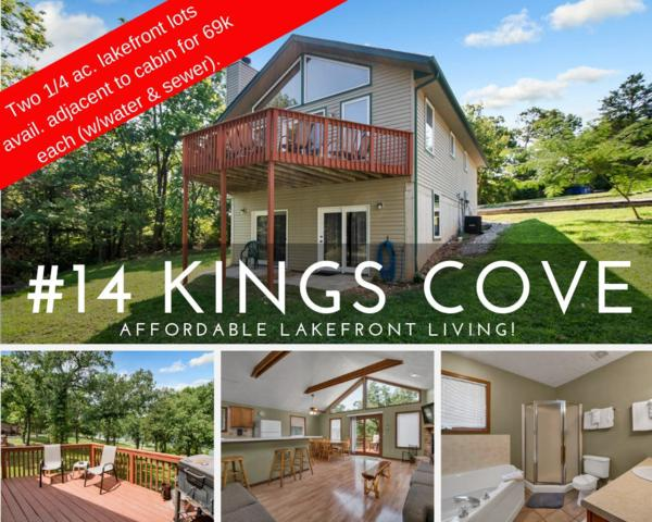 14 Kings Cove Lane, Reeds Spring, MO 65737 (MLS #60135855) :: Sue Carter Real Estate Group