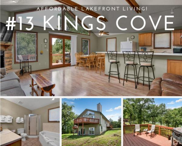 13 Kings Cove Lane, Reeds Spring, MO 65737 (MLS #60135882) :: Team Real Estate - Springfield
