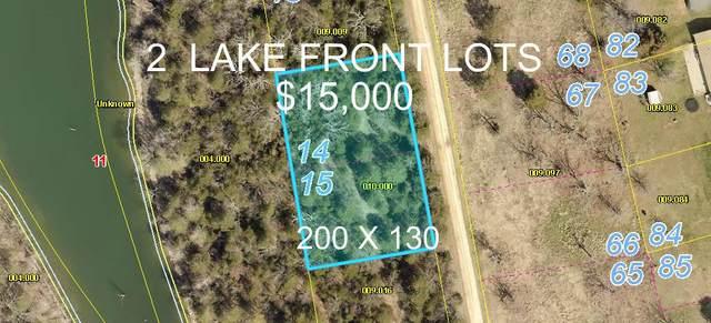 Lots 14-15 Cedar Reef Subdivision, Lampe, MO 65681 (MLS #60139273) :: Clay & Clay Real Estate Team