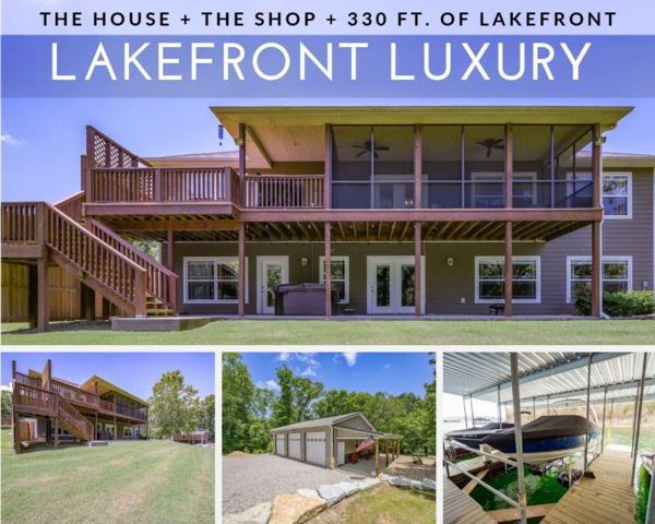 117 Lake Expressway Trail, Branson West, MO 65737 (MLS #60140893) :: Sue Carter Real Estate Group