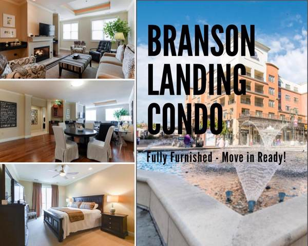 9408 Branson Landing Boulevard #408, Branson, MO 65616 (MLS #60148432) :: Weichert, REALTORS - Good Life