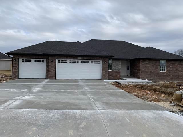 418 N Maplecrest Drive, Nixa, MO 65714 (MLS #60154683) :: The Real Estate Riders