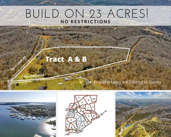 Tract A & B, Branson West, MO 65737 (MLS #60155352) :: Team Real Estate - Springfield