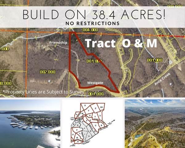 Tract O & M, Branson West, MO 65737 (MLS #60155642) :: Weichert, REALTORS - Good Life