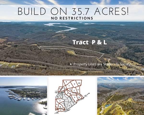 Tract P & L, Branson West, MO 65737 (MLS #60155643) :: Weichert, REALTORS - Good Life
