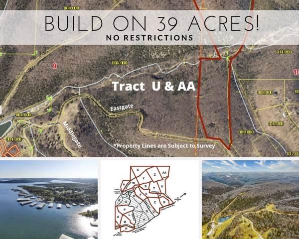Tract U & Aa, Branson West, MO 65737 (MLS #60155644) :: Weichert, REALTORS - Good Life
