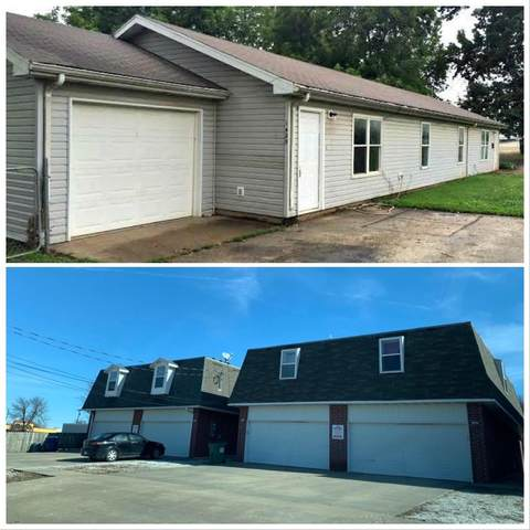 1425 W Hovey Street, Springfield, MO 65802 (MLS #60156306) :: Team Real Estate - Springfield